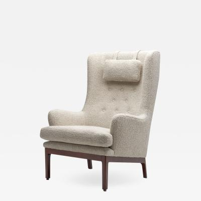 Arne Norell Krister Armchair by Arne Norell for AB Arne Norell Aneby Sweden 1960s