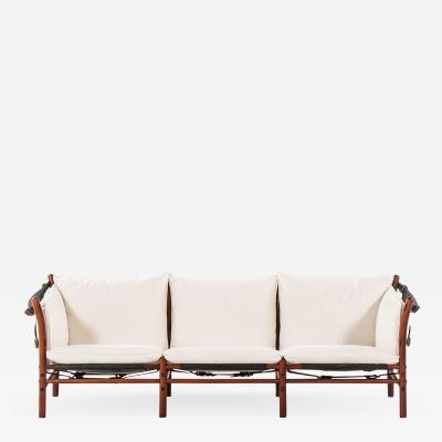 Arne Norell Sofa Model Ilona Produced by Arne Norell AB