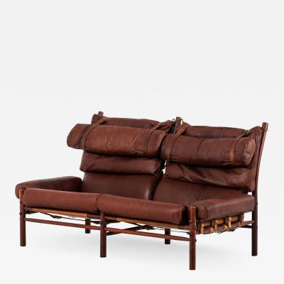 Arne Norell Sofa Model Inca Produced by Arne Norell AB
