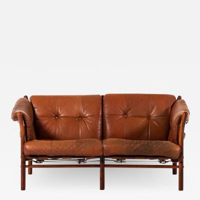 Arne Norell Sofa Model Indra Produced by Arne Norell AB