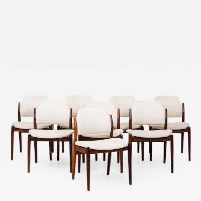 Arne Vodder Arne Vodder Model 462 Dining Chairs