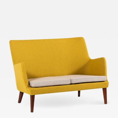 Arne Vodder Arne Vodder Sofa Produced by Ivan Schlechter