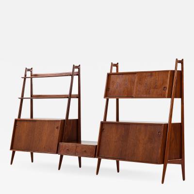 Arne Vodder Bookcase Produced by Vamo