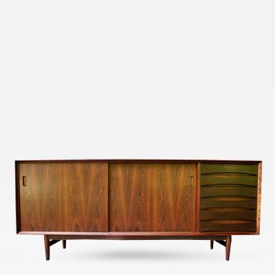 Arne Vodder Danish Modern Rosewood Sideboard by Arne Vodder