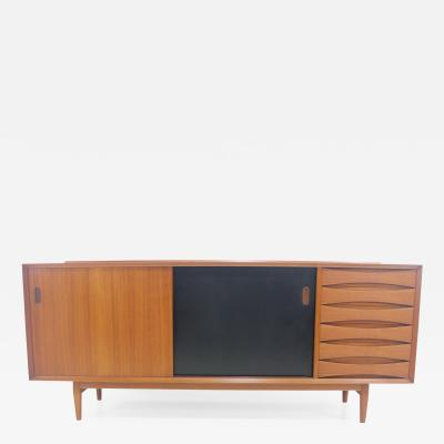 Arne Vodder Danish Modern Triennale Teak Cabinet Designed by Arne Vodder