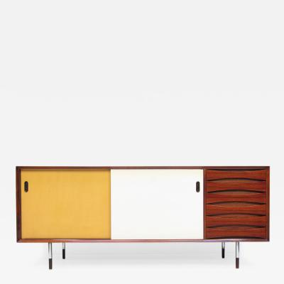 Arne Vodder Danish Rosewood Model 29 Sideboard by Arne Vodder
