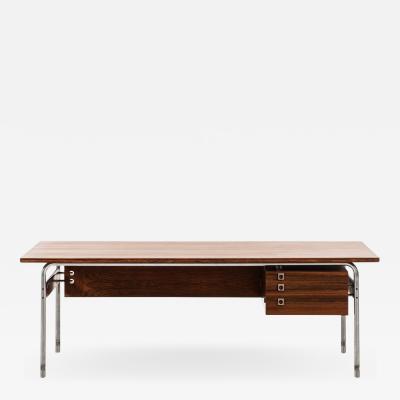 Arne Vodder Desk Produced by Sibast M belfabrik