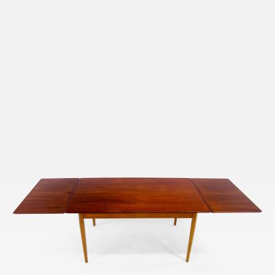 Arne Vodder Rare Danish Modern Dining Table Designed by Arne Vodder