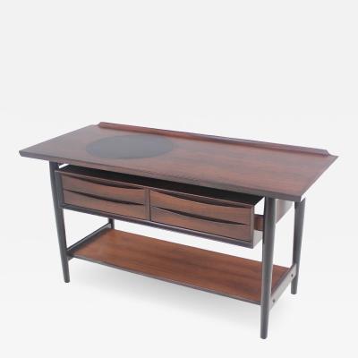 Arne Vodder Scandinavian Modern Rosewood Sideboard Designed by Arne Vodder