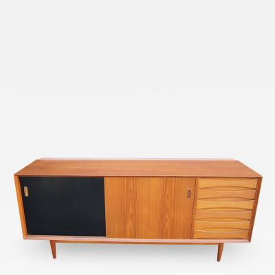 Arne Vodder Teak Sideboard by Arne Vodder for Sibast
