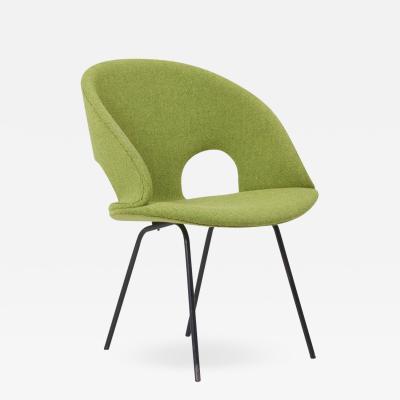 Arno Votteler Newly Upholstered Model 350 Lounge Chair by Arno Votteler for Walter Knoll