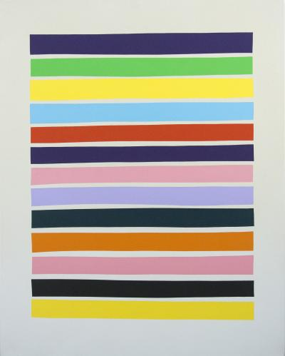 Aron Hill 13 Colourlines A
