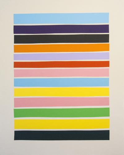 Aron Hill 13 Colourlines B