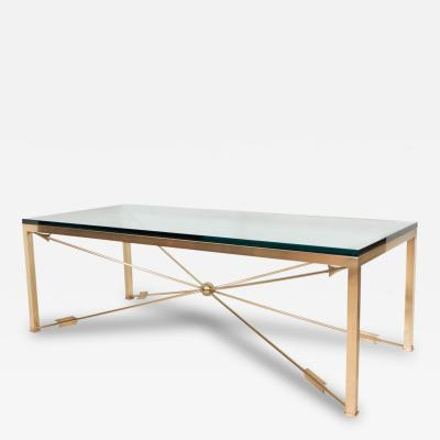 Arrow Base Coffee Table