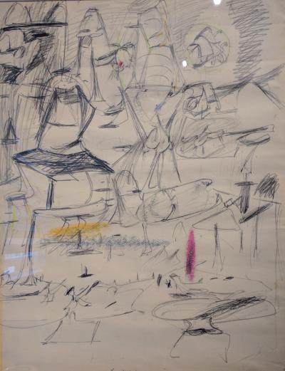 Arshile Gorky Untitled 1946