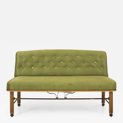 Art Deco Bench