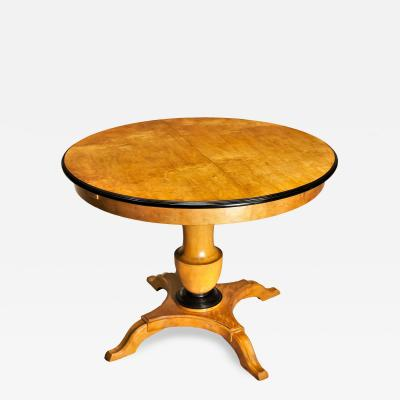 Art Deco Center Table With Leaf Circa 1935 Sweden