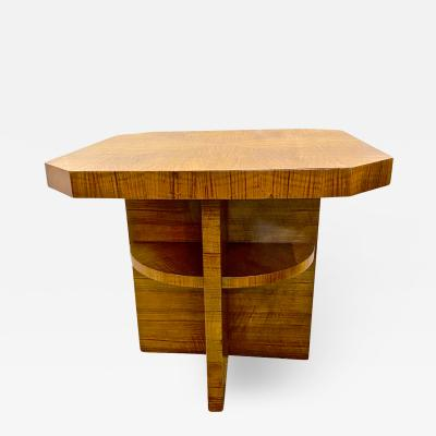 Art Deco Center or Occasional Table