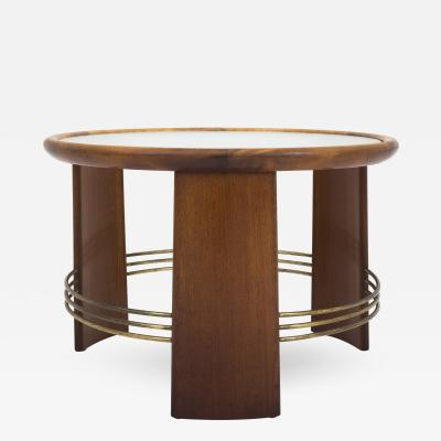 Art Deco Coffee Table in Mahogany