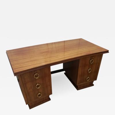 Art Deco Desk circa 1930