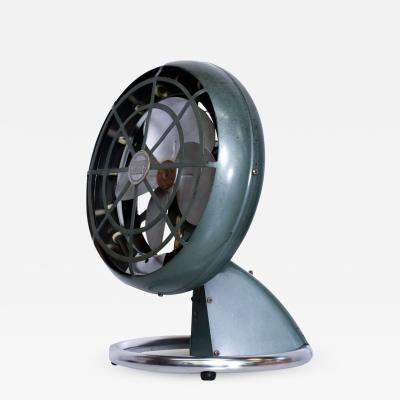 Art Deco Modern Industrial Electric Fan Collectors Item ARVIN