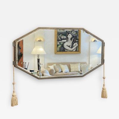 Art Deco Modernist Mirror