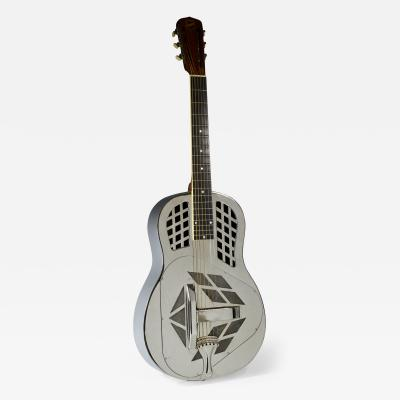 Art Deco National Steel Guitar