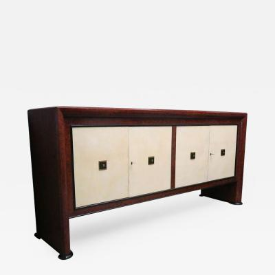 Art Deco Sideboard Italy 1940