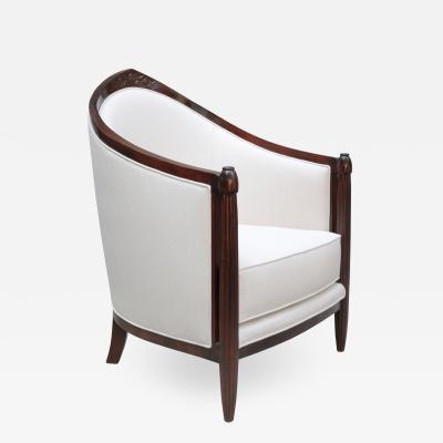Art Deco Single Bergere