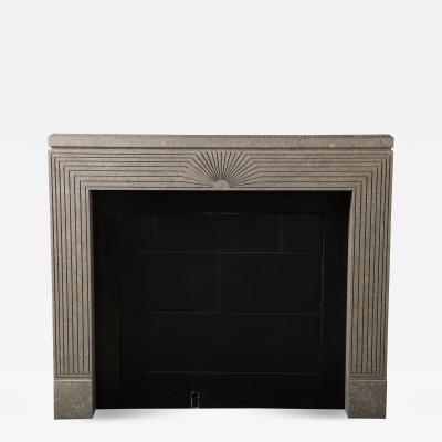 Art Deco Style Fireplace Mantel