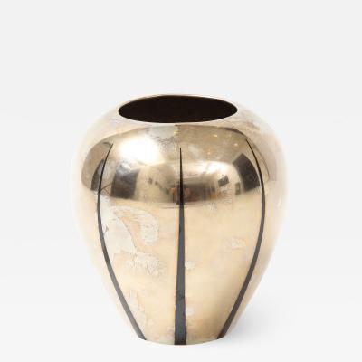 Art Deco WMF Ikora Silver Plated Vase