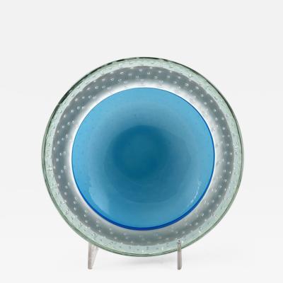 Art Glass Murano Bowl Vintage