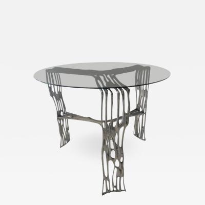 Arthur Court Arthur Court Aluminum Saguaro Table