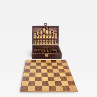 Arthur Elliott Universum Chess Set by Arthur Elliot Italy