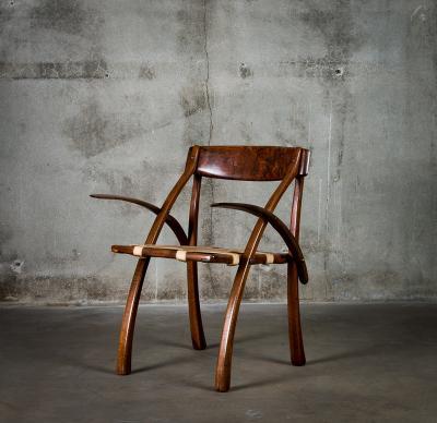 Arthur Espenet Carpenter Arthur Espenet Carpenter Sedua Wishbone Chair