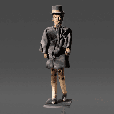 Articulated Figure with Top Hat
