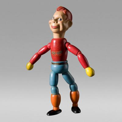 Articulated Howdy Doody c 1950