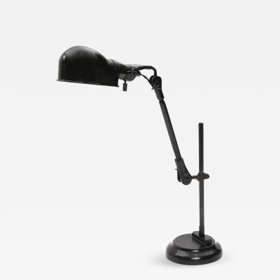 Articulating Industrial Table Lamp
