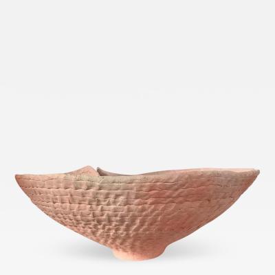 Artist Made Ceramic Bowl Signed Terry