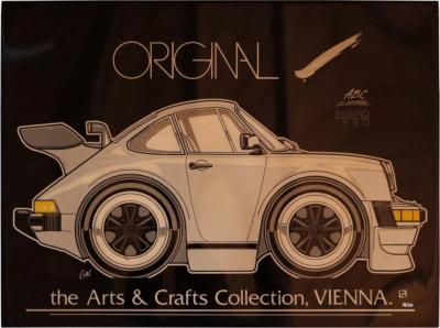 Arts Crafts Collection Vienna Car