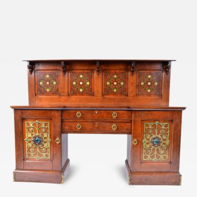 Arts and Crafts Sideboard Liberty England Art Nouveau