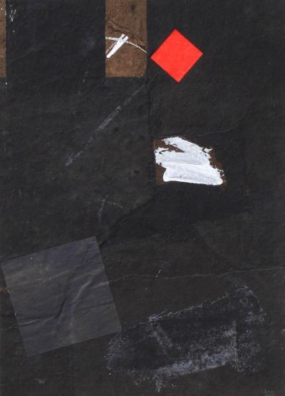 Arturo Luz Abstract 1981