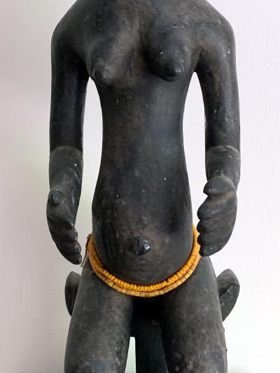 Ashanti Maternal Fertility Figure