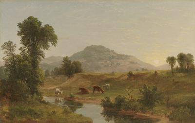 Hudson River School Paintings