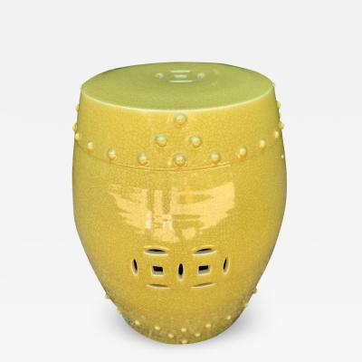 Asian Ceramic Garden Stool