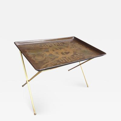 Atelier Fornasetti Fornasetti Tray Table
