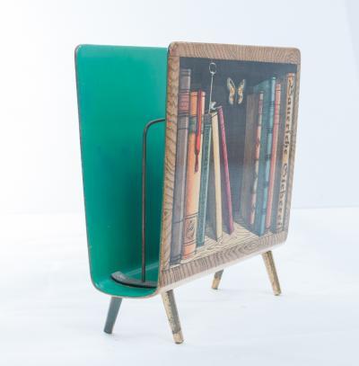Atelier Fornasetti Piero Fornasetti Magazine rack