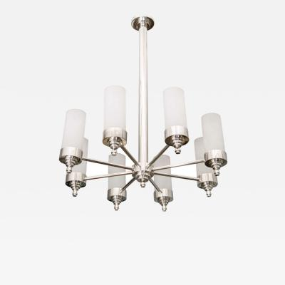 Atelier Petitot Eight arm Chandelier