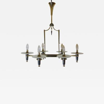 Atelier Petitot French Chandelier by Petitot