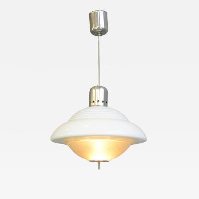 Atomic Pendant Light By Siemens Circa 1950s
